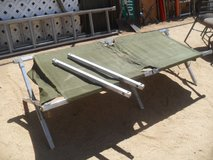 ~~~  Military Cot  ~~~ in Yucca Valley, California