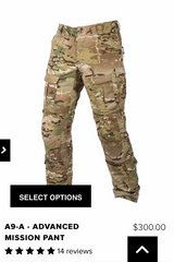 Beyond Clothing Multicam (OCP) Tops & Bottoms in Fort Hood, Texas