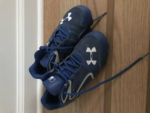 Under Armour boys baseball cleats in Plainfield, Illinois
