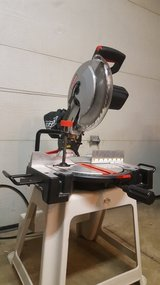 "Craftsman 10"" Compound Miter Saw in Bolingbrook, Illinois"