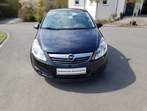 2008 OPEL CORSA C 1,4 * LOW KM * 2 YEARS NEW INSPECTION in Spangdahlem, Germany