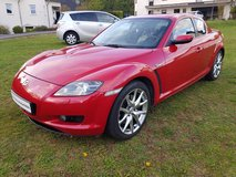 2009 Mazda RX-8 *LOW KM 76000 KM = 47000 MILS ONLY* 2 YEARS NEW INSPECTION in Spangdahlem, Germany