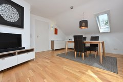 Beautiful and modernly furnished apartment with balcony in Vaihingen - AG187304 in Stuttgart, GE