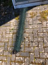 roll of chicken wire in Ramstein, Germany