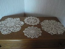"doilies, 8-12"" in Ramstein, Germany"