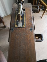 Treadle Singer Sewing Machine in Lakenheath, UK