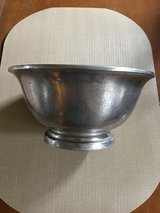 PEWTER STYLE BOWL in Plainfield, Illinois