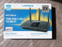 Linksys Wifi Router in Camp Lejeune, North Carolina