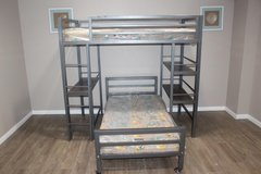 Metal Bunk bed- Mattresses Included in Spring, Texas
