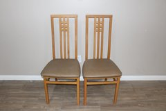 Set of 2 chairs-High back in Spring, Texas