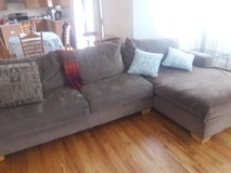 Couch for sale in Oswego, Illinois