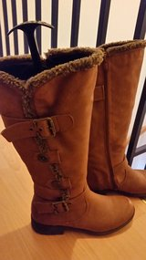 "Alysso Boots ""used look"" in Ramstein, Germany"