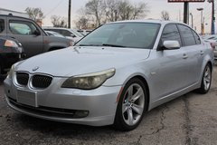 2008 bmw 528 in Bellaire, Texas