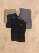 Boys' Under Armour shorts- size Large- Lot of 6 in Warner Robins, Georgia