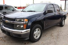 2007 Chevy Colorado LT crew cab in Bellaire, Texas