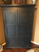 Giant Custom Distress Cabinet in Chicago, Illinois