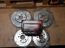 VW Rotors and Pads in Ramstein, Germany
