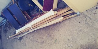 Small bundle kindling 1X2 pieces in 29 Palms, California