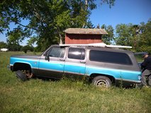 PARTING OUT 1987 Chevy Suburban in Houston, Texas