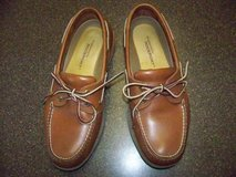 Rockport Boat Shoes - Like New Gently Used Size Mens Wide 10.5 in Cherry Point, North Carolina