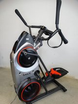 Bowflex M5 Elliptical Exercise Machine with Monitor Belt & AC Power Adapter in Pearland, Texas