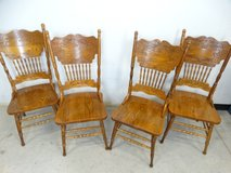 Western Design Dining Room Chairs in Pearland, Texas