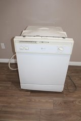 White Dishwasher- GE in Tomball, Texas