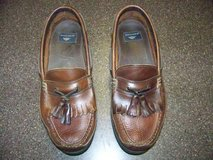 Mens Tassel Loafers sz 10.5 Med Used Dockers in Cherry Point, North Carolina