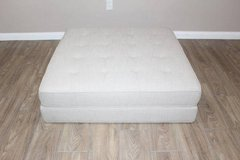 Nice Off White Ottoman in Tomball, Texas