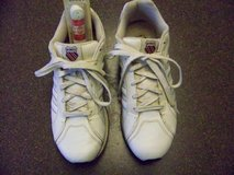 Mens K-Swiss Tennis Sneakers size 10.5 Gently Used in Cherry Point, North Carolina
