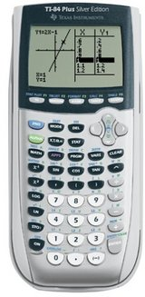 Texas Instruments TI-84 Plus Silver Edition Graphing Calculator in Chicago, Illinois