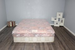 Queen size mattress- Sleep N Aire in Tomball, Texas