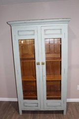 Antique China Cabinet in Tomball, Texas