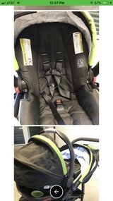 STROLLER/CARSEAT Graco fast action click connect jogging stroller in Camp Lejeune, North Carolina