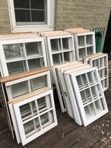 wooden windows in Fort Campbell, Kentucky