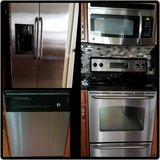 GE Clean Stainless Complete Kitchen Outfit in Fort Campbell, Kentucky