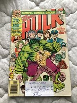 Comic: Incredible HULK #200 in Warner Robins, Georgia