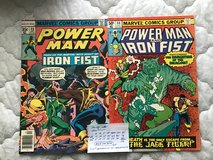 Comics: PowerMan & IronFist #48&66 in Warner Robins, Georgia