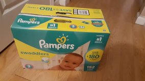Pampers in Warner Robins, Georgia