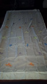 ikea butterfly sheer curtain panels in Aurora, Illinois
