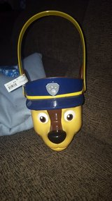 chase paw patrol small easter basket in Aurora, Illinois