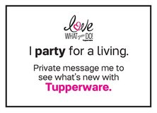Tupperware Digital & Paper Catalogs in Camp Lejeune, North Carolina