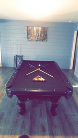 Pool Table in Camp Pendleton, California