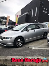 2008 Honda Odyssey (2yrs warranty) in Okinawa, Japan