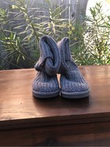 Grey Knitted Ugg Boots in Houston, Texas