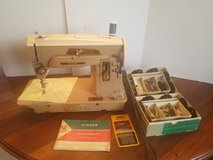 Singer 503 Slant-O-Matic Sewing Machine in Naperville, Illinois