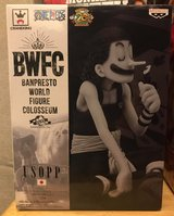 Banpresto One Piece BWFC - Usopp in Okinawa, Japan