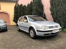 VW Golf IV -nice car- in Spangdahlem, Germany