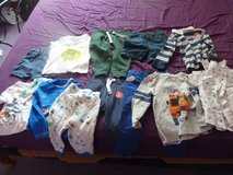 Bundle of boys clothes, 12-18 months in Lakenheath, UK