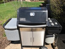 Weber Genesis Silver Grill with Cover in Chicago, Illinois